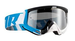 THOR GOGGLES THOR SNIPER BARRED BLUE WHITE
