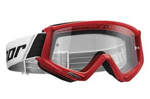 THOR GOGGLES THOR YOUTH COMBAT RED