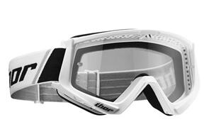 THOR GOGGLES THOR YOUTH COMBAT WHITE