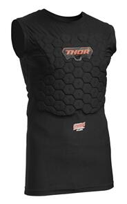 THOR DEFLECTOR THOR COMP XP SLEEVELESS COMPRESSION FIT BASE LAYER