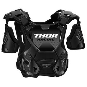 THOR CHEST PROTECTOR THOR MX GUARDIAN S22 ADULT BLACK