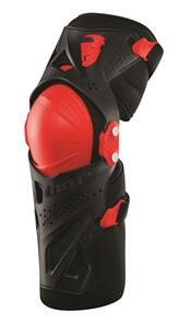 THOR KNEEGUARD THOR MX FORCE XP RED