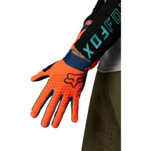 FOX RACING 2021 YOUTH DEFEND GLOVES [ATOMIC PUNCH]