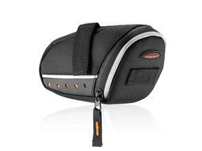 IBERA SEATPAK BAG BLACK X-SMALL STRAP ON