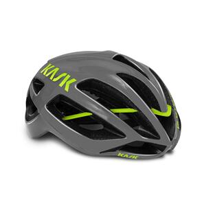 KASK PROTONE ANTHRACITE-LIME CE