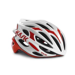KASK MOJITO WHITE/RED CE