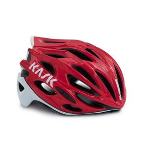 KASK MOJITO RED/WHITE CE