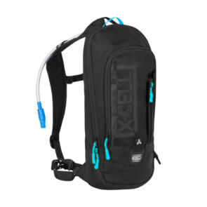 X-CELL ALTITUDE HYDRATION PACK BLACK