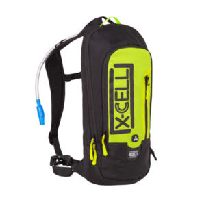 X-CELL ALTITUDE HYDRATION PACK GREEN