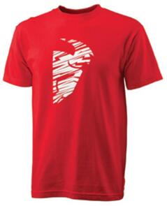 THOR TEE THOR DON SHATTERED RED
