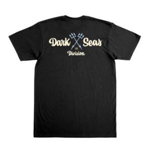 DARK SEAS DIVISION CLEAN LINES TEE BLACK