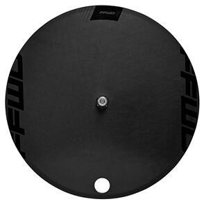 FFWD CARBON TRACK DISC REAR TUB 1K BLACK