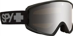 SPY OPTIC CRUSHER ELITE 20 - MATTE BLACK HD BRONZE W/ SILVER SPECTRA