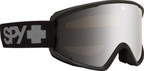 SPY OPTIC CRUSHER 21 - MATTE BLACK + BONUS LENS HD BRONZE W/ SILVER SPECTRA