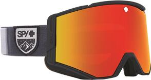 SPY OPTIC ACE 21 - COLORBLOCK GRAY HD PLUS BRONZE WITH RED SPECTRA MIRROR - HD