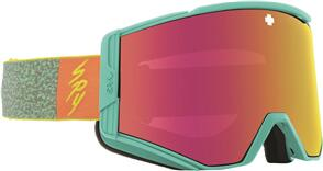 SPY OPTIC ACE 21 - NEON POP HD PLUS BRONZE WITH PINK SPECTRA MIRROR - HD PLUS LL