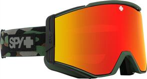SPY OPTIC ACE 20 - CAMO HD PLUS BRONZE W/ RED SPECTRA MIRROR