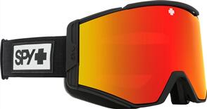 SPY OPTIC ACE 20 - MATTE BLACK HD PLUS BRONZE W/ RED MIRROR