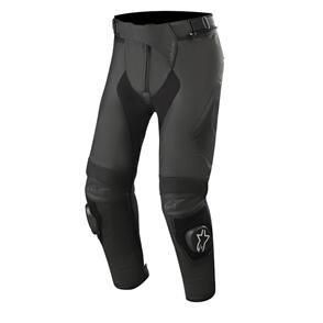 ALPINESTARS MISSILE V2 LEATHER PANTS SHORT LEG BLACK