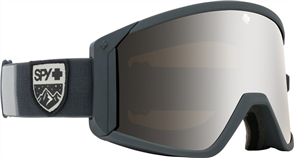 SPY OPTIC RAIDER 20 - COLORBLOCK GRAY HD BRONZE W/ SILVER SPECTRA MIRROR
