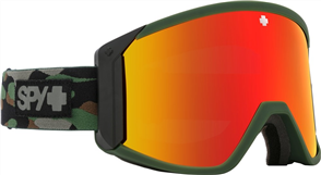 SPY OPTIC RAIDER 20 - CAMO HD BRONZE W/ RED SPECTRA MIRROR