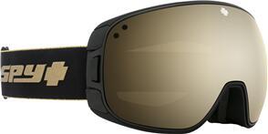 SPY OPTIC BRAVO - 25TH ANNIV BLACK GOLD HD PLUS BRONZE W/ GOLD SPECTRA MIRROR