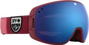 SPY OPTIC BRAVO - COLORBLOCK RASPBERRY HD PLUS ROSE W/ DARK BLUE SPECTRA