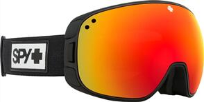 SPY OPTIC BRAVO 20 - MATTE BLACK HD PLUS BRONZE W/ RED SPECTRA MIRROR