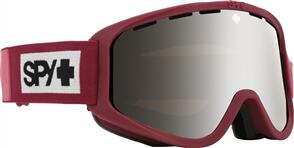 SPY OPTIC WOOT 20 - COLORBLOCK RASPBERRY HD BRONZE W/ SILVER SPECTRA MIRROR