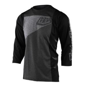 TROY LEE DESIGNS 2021 RUCKUS JERSEY TRES HEATHER GRAY / CHARCOAL