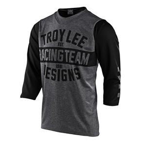 TROY LEE DESIGNS 2021 RUCKUS JERSEY TEAM 81 HEATHER GRAY