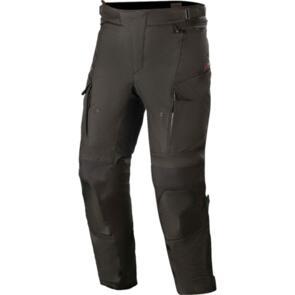 ALPINESTARS ROAD ANDES V3 DRYSTAR PANTS SHORT LEG BLACK