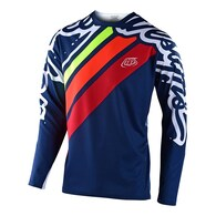 TROY LEE DESIGNS 2020 YOUTH SPRINT JERSEY SECA 2.0 NAVY / RED