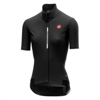 CASTELLI JERSEY GABBA 2 WOMENS LIGHT BLACK