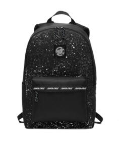 SANTA CRUZ OVERSPRAY BACK PACK - BLACK