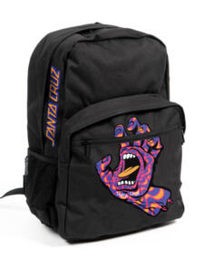 SANTA CRUZ KALEIDOHAND BACK PACK - YOUTH - BLACK