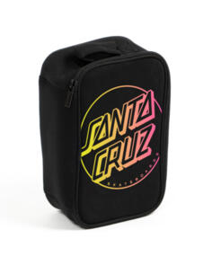 SANTA CRUZ OPUS DOT FADE LUNCHBOX - YTH- BLACK