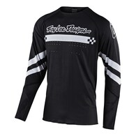 TROY LEE DESIGNS 2020 SE ULTRA JERSEY FACTORY BLACK / WHITE