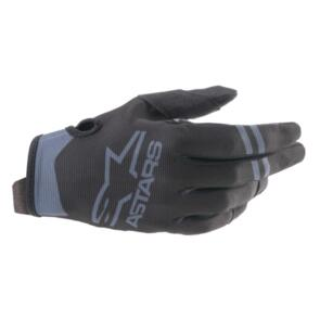 ALPINESTARS 2021 RADAR GLOVES BLACK/ANTHRACITE