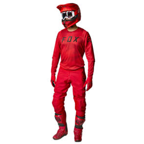 FOX RACING 2021 360 SPEYER FLAME RED JERSEY + PANTS COMBO