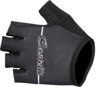 CASTELLI GLOVE DOLCISSIMA WOMENS SHORT FINGER BLACK