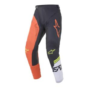 ALPINESTARS 2021 RACER COMPASS PANTS ORANGE/ANTHRACITE/OFF WHITE