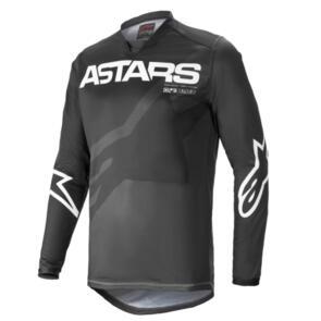 ALPINESTARS 2021 RACER BRAAP JERSEY BLACK/ANTHRACITE/WHITE