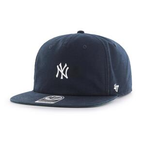 47 BRAND NEW YORK YANKEES NAVY '47 MARVIN JR 47 CAPTAIN RF SNAPBACK