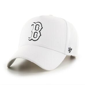 47 BRAND BOSTON RED SOX WHITE '47 MVP DT SNAPBACK
