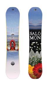 SALOMON 2019 WOMENS GYPSY CLASSICKS SNOWBOARD 147