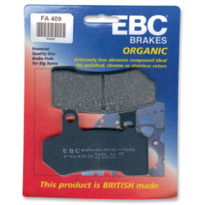 EBC FA120 KEVLAR ORGANIC BRAKE PADS [NC] NS