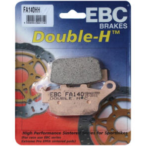 EBC FA140HH DOUBLE-H SINTERED BRAKE PADS [NC] NS