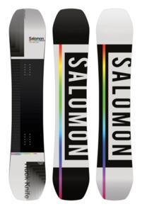 SALOMON 2021 HUCK KNIFE SNOWBOARD 152