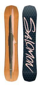 SALOMON 2021 RUMBLE FISH SNOWBOARD 148